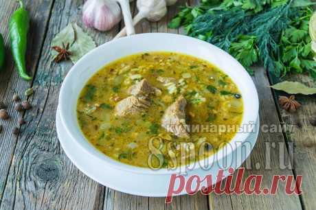 Суп харчо: классический рецепт | 8 Ложек