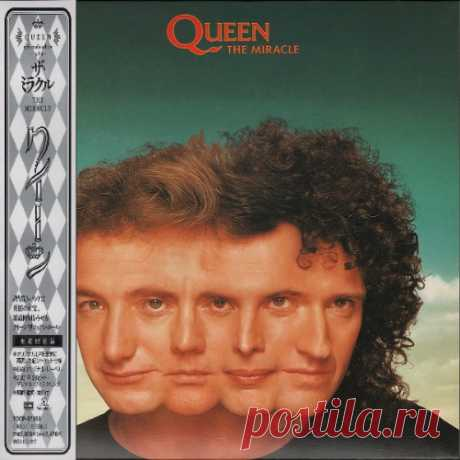 Queen - The Miracle 1989 (Japanese Edition, Reissue, Remastered 2004)