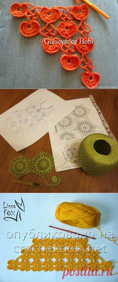 безотрывное вязание | Записи в рубрике безотрывное вязание | Дневник Marissabel38