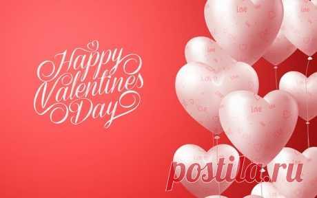 С Днем Святого Валентина На Английском Языке. Поздравления С Переводом В Стихах И Прозе   Всё для праздника