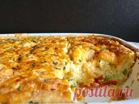 Яично-овощной пирог без муки | pp day 🥑 Яично - овощной пирог без муки содержит в себе минимум калорий и максимум вкуса! 🍌 Готовится быстро и просто 🍅