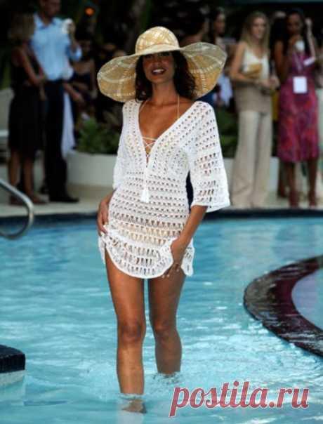 Модные пляжные платья 2016 ― Женский журнал WomanWay