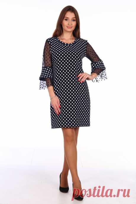 Платье TAIGA 382-691: купить за 2200 руб в интернет магазине с бесплатной доставкой