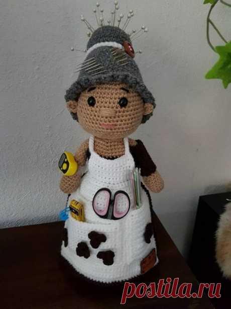 Кукла - помощница
