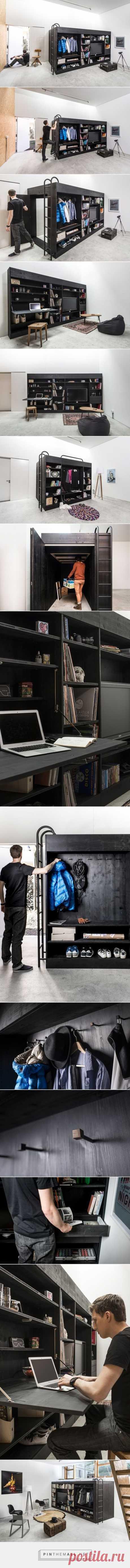 (276) ELEMENTS Modular Furniture by Till Könneker » Yanko Design - created via https://pinthemall.net | when im a billionaire