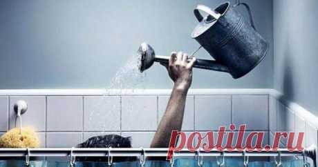 Если отключили горячую воду - Образованная Сова