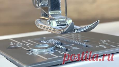 7 неожиданных и полезных лайфхаков на швейной машинке. Вы такого точно не знали!
