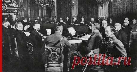 Какую роль сыграли финансовые тайны Брестского мира Брестский мир и спустя столетие порождает споры. Но основное внимание обращают на политические, территориальные и военные последствия «похабного»