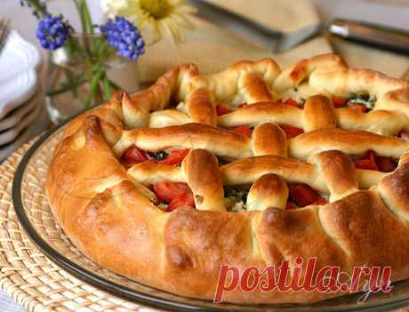 Torta Rustica (Торта Рустика - деревенский пирог)