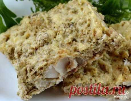Минтай под шубой - пошаговый рецепт с фото на Повар.ру