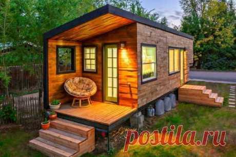 Las pequeñas casitas, en que querría vivir cada uno