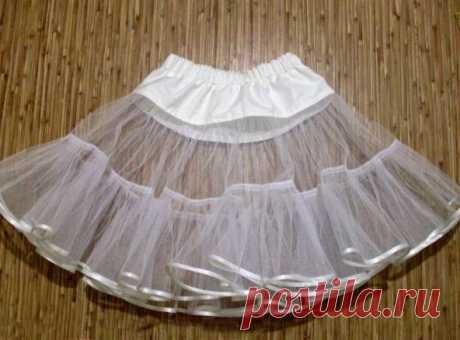 Мастер-классы - Детям - Как сшить подъюбник для расклешенной юбки - Пошив одежды - ✂КомоК - форум-ярмарка мастеров рукоделия