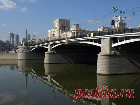 «Бородинский мост — Википедия» — карточка пользователя kalynevich в Яндекс.Коллекциях