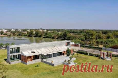 Two Bay House - Picture gallery 45 Gallery of Two Bay House - Chekhla Village / India / 2020 | Picture 45 |