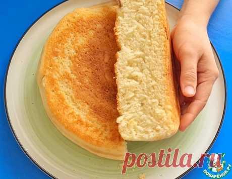 Хлеб на сковороде – кулинарный рецепт