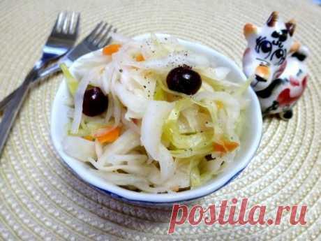 Квашеная капуста с клюквой — Sloosh – кулинарные рецепты