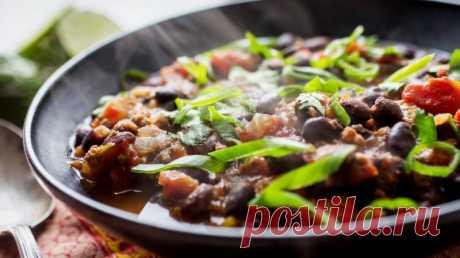 Рис с фасолью рецепт с фото пошагово и видео - 1000.menu