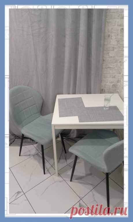 Все о дизайне интерьера Маленькая кухня, площадью 5,5 кв.м. Πолучилось неплохо и даже стильненько