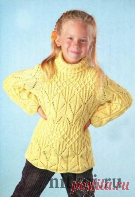 Теплые детские кофточки » Страница 10 » Ниткой - вязаные вещи для вашего дома, вязание крючком, вязание спицами, схемы вязания