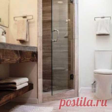 Эти ванные комнаты маленькие, но настолько крутые, что на них стоит взглянуть хотя бы раз!