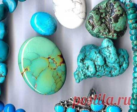 Камень бирюза и его свойства | Colors.life
