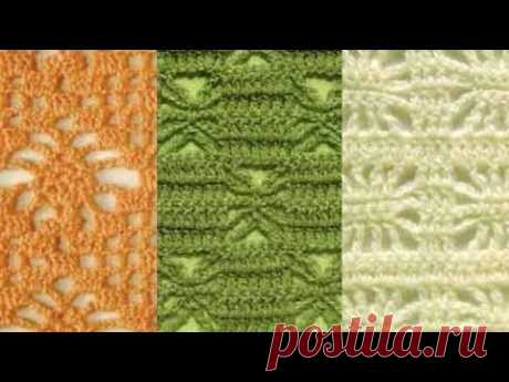 Узор крючком - Crochet Pattern #shorts