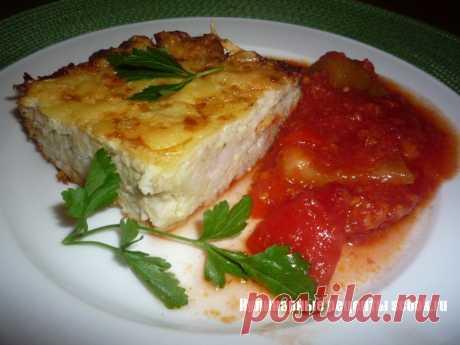Запеканка из рыбы | Рецепты вкусных блюд