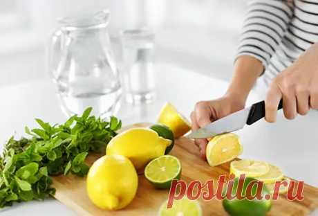 О пользе лимона и лайма: с какой целью их нужно употреблять? - Будь в форме! - медиаплатформа МирТесен