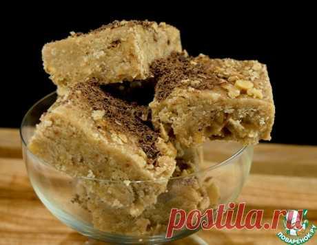 Турецкая домашняя халва с орехами – кулинарный рецепт