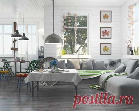 Данное напольное покрытие - самый безопасный вариант для нового дома, так как оно полностью экологически чистое, травмобезопасное и водостойкое.