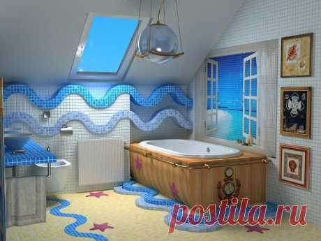 (1) Gallery.ru / Фото #1 - красивый интерьер комнат, ванной ит.п. - Vladikana