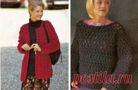 Вязание крючком модели для женщин | Красивое и интересное вязание | Яндекс Дзен