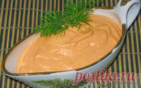 Вкусный универсальный соус