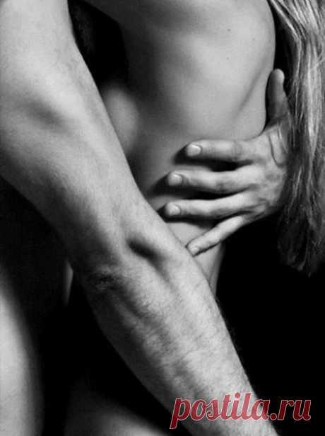 Есть руки, которым позволяешь все.