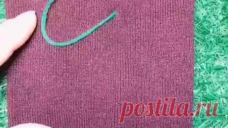 Красивые швейные лайфхаки как подкоротить, декорировать, отремонтировать