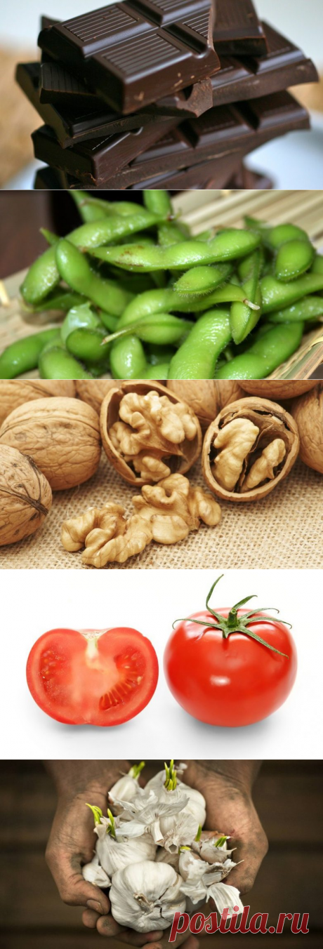 7 продуктов, которые нужно есть для здоровья сердца / Будьте здоровы