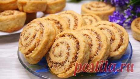 Простое постное печенье | Готовим с Калниной Натальей | Яндекс Дзен