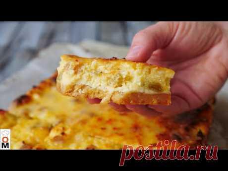 """Пирог """"Краковский Сырник"""" для любителей творожных вкусняшек"""