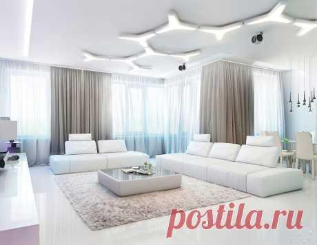 Белый цвет в фотографиях интерьеров - как и с чем сочетать мебель и обои узнайте на сайте Stone Floor в Туле  #белыйинтерьер#белыйпалитрыцветов#палитрыбелого#счемсочетатьбелый#Тула#Stonefloor