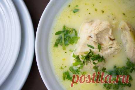 Чихиртма — ароматный грузинский куриный суп
