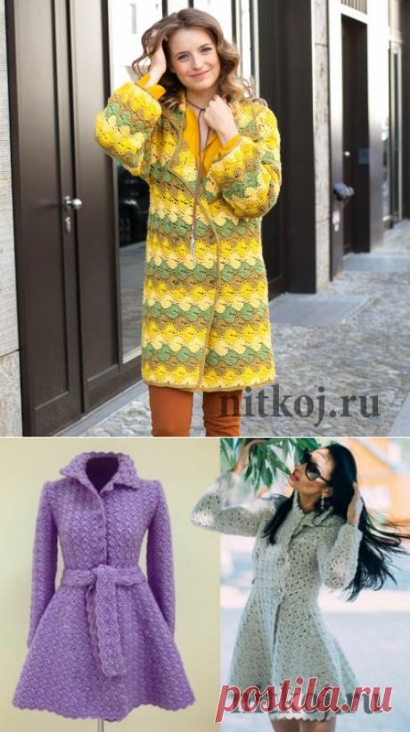 Пальто, курточка » Страница 2 » Ниткой - вязаные вещи для вашего дома, вязание крючком, вязание спицами, схемы вязания