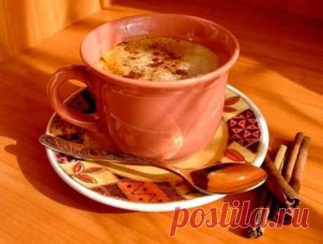 Кофе с корицей | Кофе