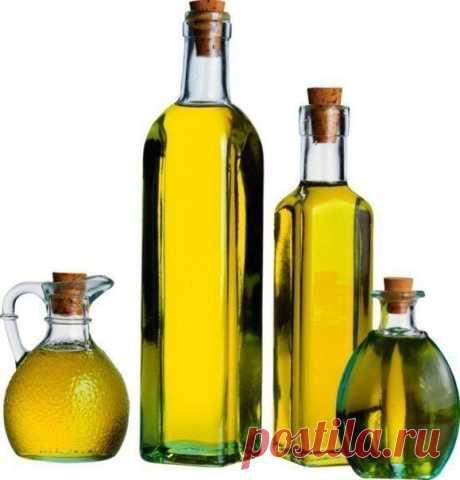 10 нестандартных методов использования оливкового масла в быту