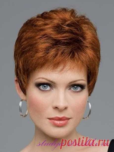 Укладка на короткие волосы | Стрижки и Прически