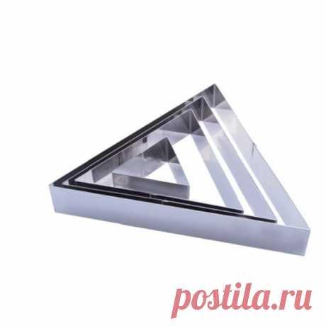 Форма для выпечки треугольная De Buyer   Kitchen Profi Украина