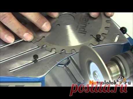Как заточить пильный диск с твёрдосплавным зубом (Kaindl KSS)
