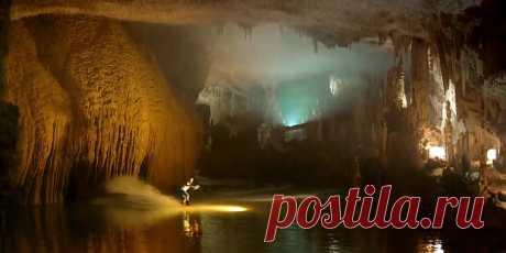 Las cuevas más hermosas del mundo