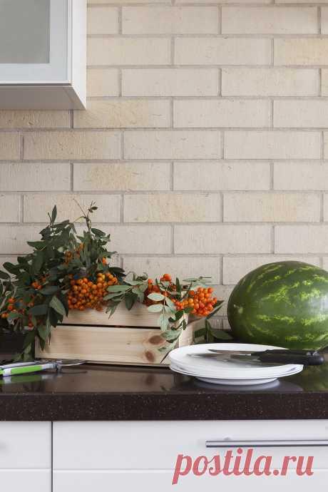 Квартира с зимним садом и элементами эко-стиля — INMYROOM