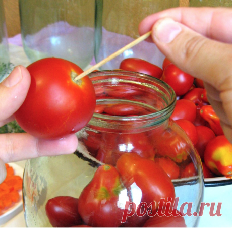 Оригинальные рецепты заготовок из помидоров для опытных хозяек   Помидоры в любом виде – это всегда праздник на столе. Природа наделила их приятной формой, ярким, жизнерадостным цветом, отличной текстурой, свежестью и, конечно, превосходным вкусом. Помидоры хорош…