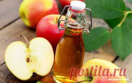 What occurs when you drink an apple sting with honey in the morning on an empty stomach